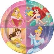 Princess Lunch Plates