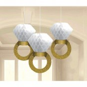 Ring Hanging Decorations