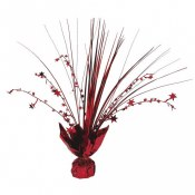 Star Centerpiece Red