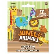 Jungle Sticker Booklet