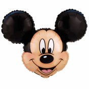 Mickey Head Supershape Foil