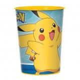 Pokemon Plastic 16oz Cup