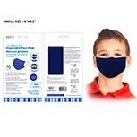 Masks Disposable Navy Kid 10ct