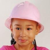 Construction Hat Pink
