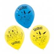 Pokemon Latex Balloons