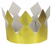Gold Crown Paper