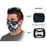 Masks Fabric Camo Snug Fit