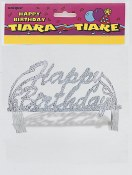 Birthday Tiara Metal