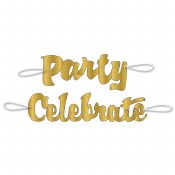 Celebrate & Party Banner