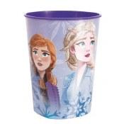 Frozen Plastic Cup