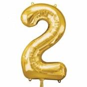 #2 Gold Supershape Foil