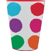 Art Party 16oz Plastic Cup