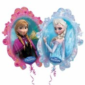 Frozen Supershape Foil Balloon