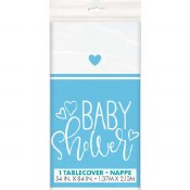 Baby Boy Tablecover