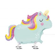 Unicorn Walking Pet Balloon