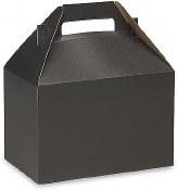 Kraft Gable Box Black