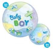 Baby Boy Toy Bubble Balloon