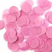 Confetti Circle Round Br Pink