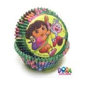 Dora Baking Cups