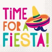 Time For Fiesta Bev Napkins