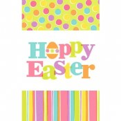 Happy Easter Tablecover