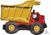 Dump Truck Supershape Foil