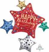 Birthday Star Cluster