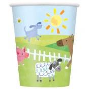 Farm Paper Cups