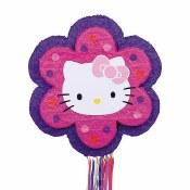 Hello Kitty Flower Pinata