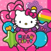 Hello Kitty Lunch Napkins
