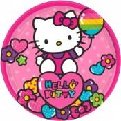 Hello Kitty Dessert Plates