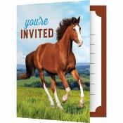 Horses Invitation