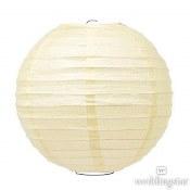 Lantern 14in Ivory