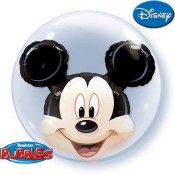 Mickey Double Bubble Supershap