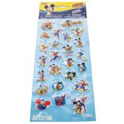 Mickey Mouse Puff Stickers