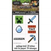 Minecraft Tattoos