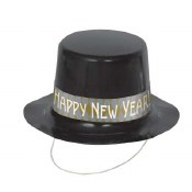 Jazzy New Year Top Mini Hat