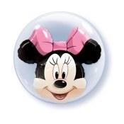 Minnie Double Bubble Balloon