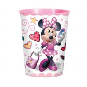 Minnie Mouse Plastic Cups