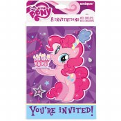 My Little Pony Invites
