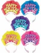 New Year Feather Tiara
