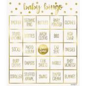 Oh Baby Bingo Game