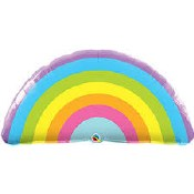 Rainbow Pastel Supershape