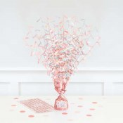 Rose Gold Custom Centerpiece