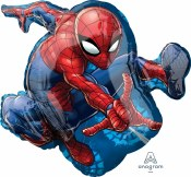 Spiderman Supershape Foil