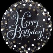 Sparkling Birthday Balloon