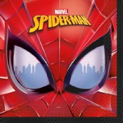 Spiderman Lunch Napkins