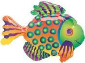 Tropical Fish Supershape