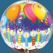 Birthday Bubble Balloon