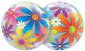 Flower Bubble Balloon